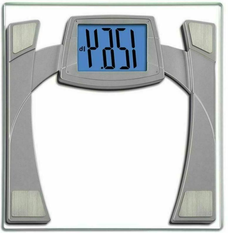 precision maxview bathroom scale w