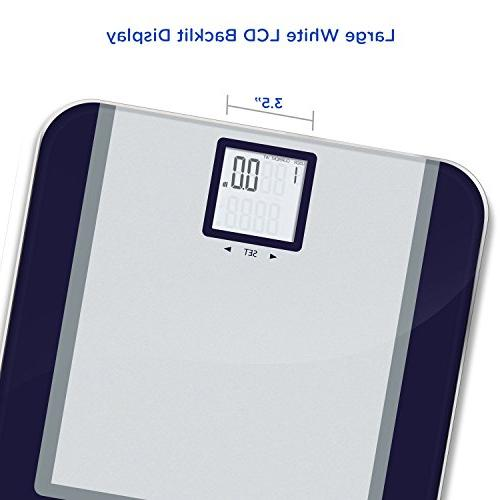 EatSmart Products Precision Digital Scale with Eatsmart Software