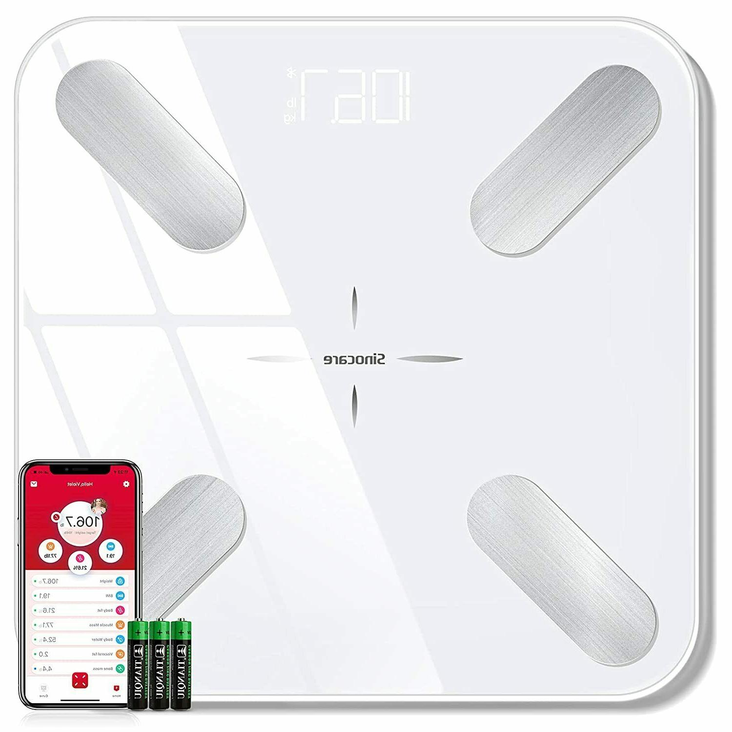 scalefocipow fat monitor analyzer