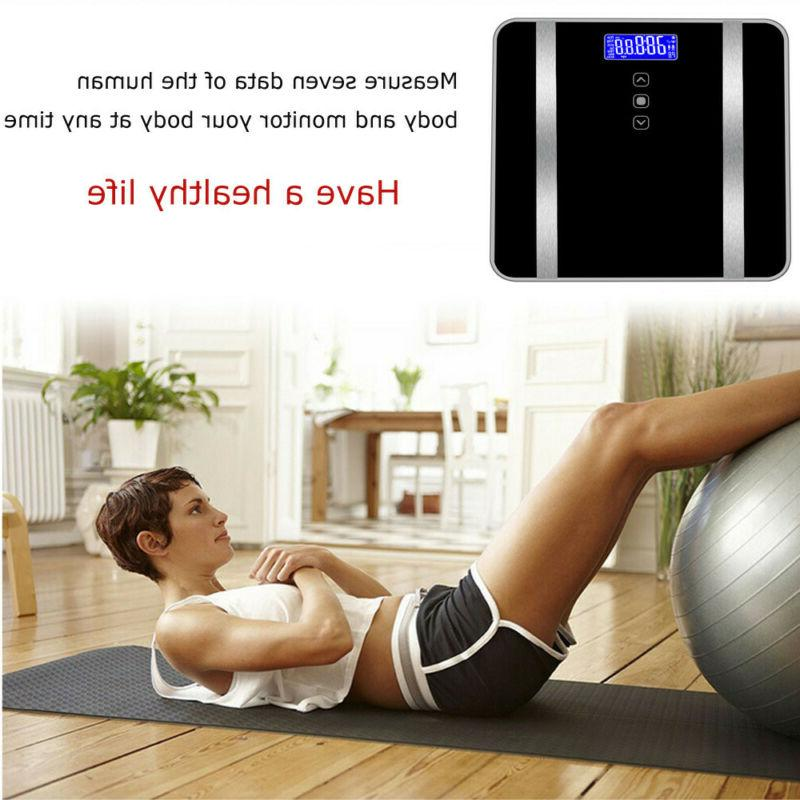 Smart Bathroom Scales Weight Scale Body App
