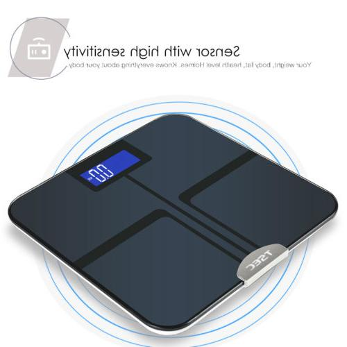 Smart Fat Weight Scale Wifi Accurate Bluetooth Bathroom Scale APP