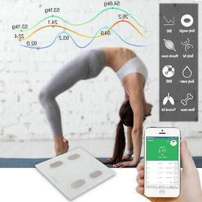 Digital Scale Body Bones Fitness SHIP