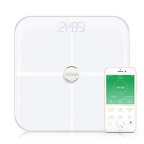 smart heart rate fat scale