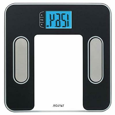 taylor precision products body composition scale measuring