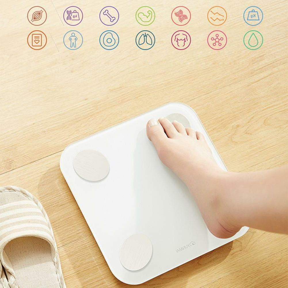 yunmai mini 2 smart body fat scale