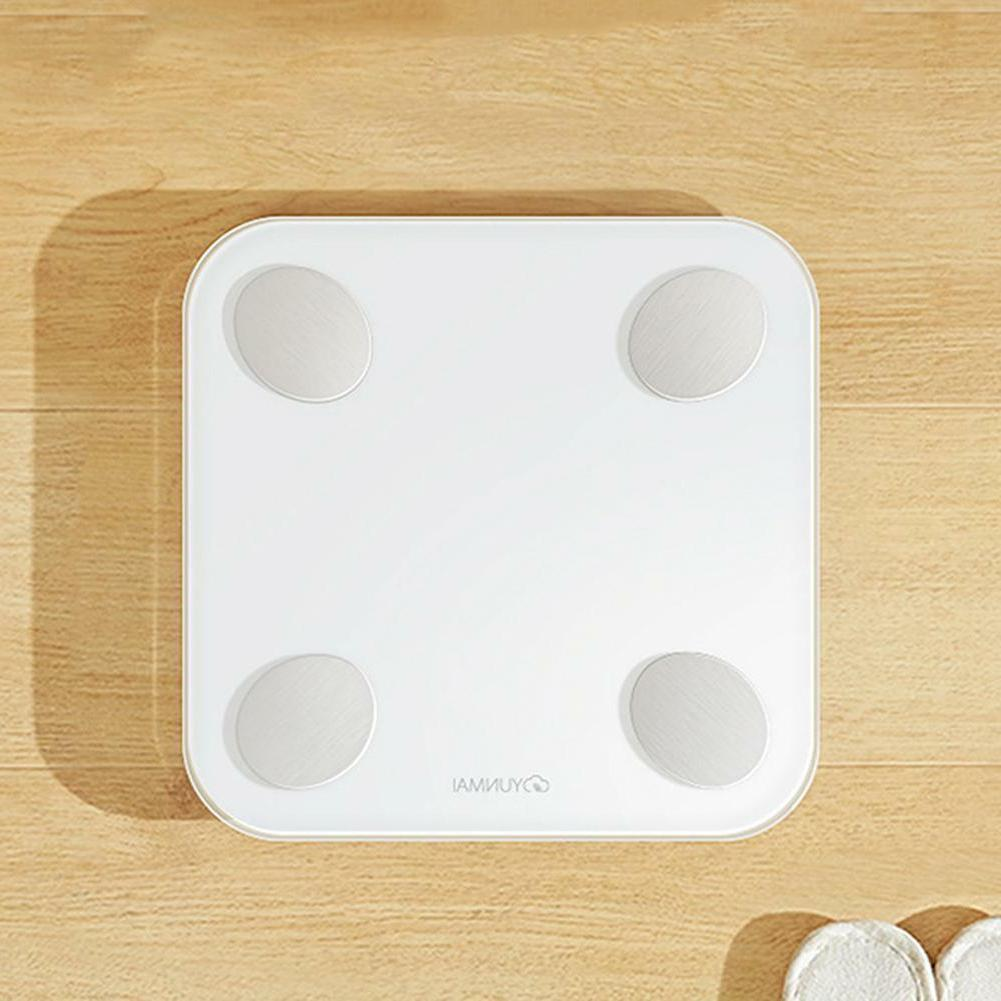 Yunmai Mini Body Scale Bluetooth Bathroom Scale