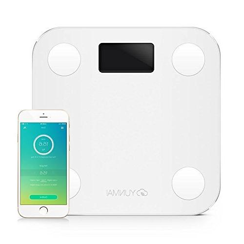yunmai precision smart scale bluetooth