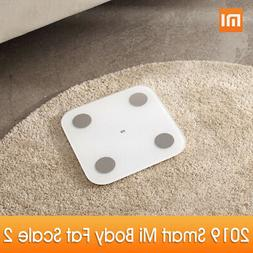 Xiaomi Smart Body Fat Composition Scale 2 LED Bluetooth5.0 A