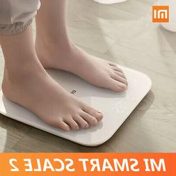 Xiaomi Mi Smart Body Fat Scale 2 Mifit 5.0 APP & Body Monito
