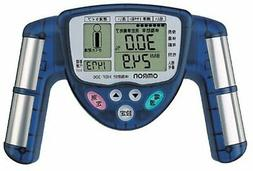 Omron body fat meter HBF-306-A Blue