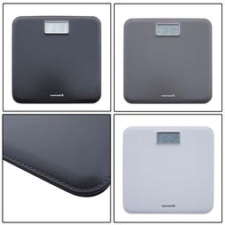 Plastic Leather Looking Digital Body Weight Bathroom Scale F
