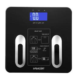 Triomph Precision Body Fat Scale with Backlit LCD Digital Ba