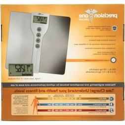 Precision One Stainless Steel Digital Body Fat/Composition B