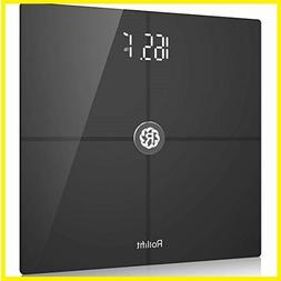Rollifit Premium Digital Smart Scale - Body Fat Scale with F
