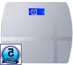 AccuPoint Precision Digital Step-On Body Weight Bathroom Sca