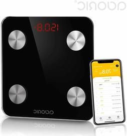 Scale Body Fat Bluetooth More Of 8 Functions