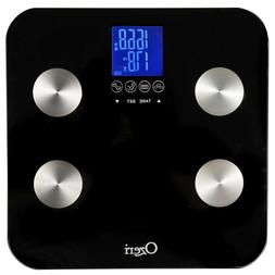 Bathroom Scale Body Measures Weight Fat Muscle Digital Machi