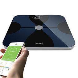 Smart Digital Bathroom Weight Bluetooth Body Fat BMI Scale W