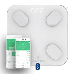 FitTrack Smart Bluetooth BMI Body Fat Digital Scale