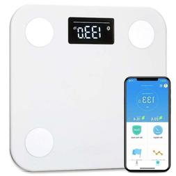 Yunmai Smart Bluetooth Scale, Body Fat Digital Weighing Weig