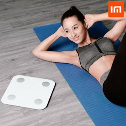 Xiaomi Smart Body Fat Weight Scale LED Display Bluetooth APP