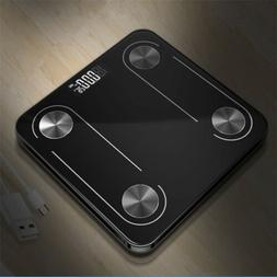 Smart Digital LED Display Body Fat Weight Scale Bluetooth AP