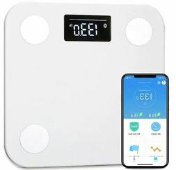 YUNMAI Smart Scale, Body Fat Scale with Free APP Body Compos