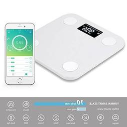 Yunmai Smart Scale - Body Fat Scale with new FREE APP & Body