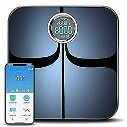 Smart Scale Body Fat Scale with New Free APP & Body Composit