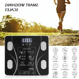 Smart Weigh Scales Digital Smart Body Fat Weighing Intellige