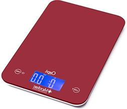 Ozeri Touch II Digital Kitchen Scale with Microban Antimicro