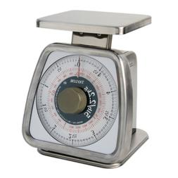 Taylor Precision TS5 S/S 5 lb Rotating Dial Portion Scale