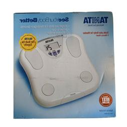 TANITA UM-028 Scale Body Fat Monitor Memory Kilogram Pound 2