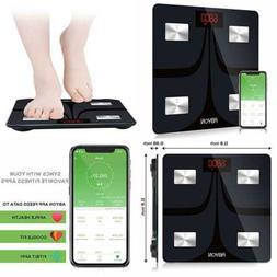 Upgraded 2019- Bluetooth Smart Weight Scales Digital Weight