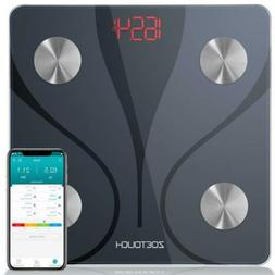 ZOETOUCH Digital Weight Scale, Smart Bluetooth Body Fat Scal